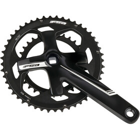 FSA Vero Pro Crank Set JIS square 50/34 teeth black